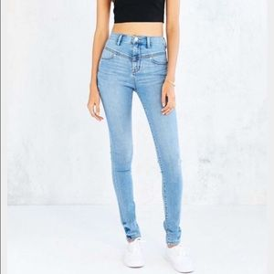 BDG high waisted skinny jeans